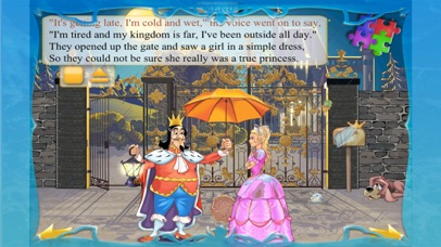 Foto do The Princess and the Pea Tale