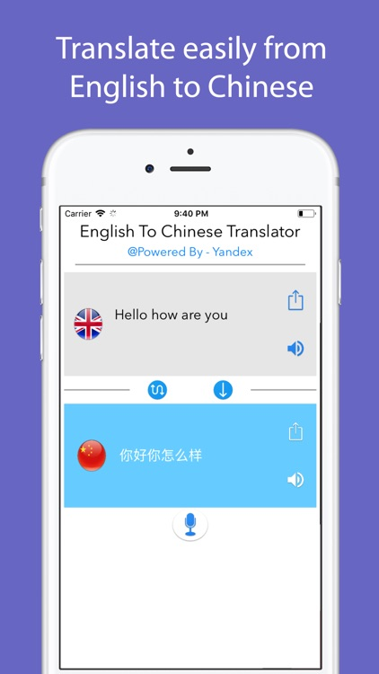 Chinese English Translator Screenshot 2