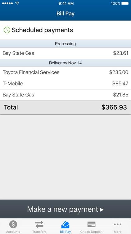 Mobile Bank of Hays screenshot-3