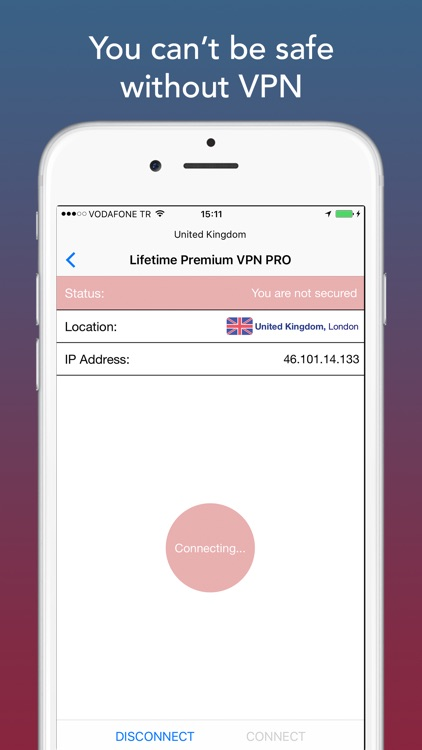 Lifetime Premium VPN PRO screenshot-4