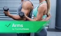 7 Minute Arm Workout by Track My Fitness