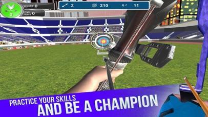 Archery Sport Cup screenshot 2