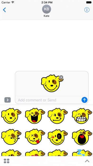 Smiley Dogs Screenshot