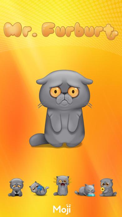 Mr. Furburt by Moji screenshot one