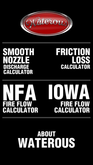 Water Flow Calculators on the App Store