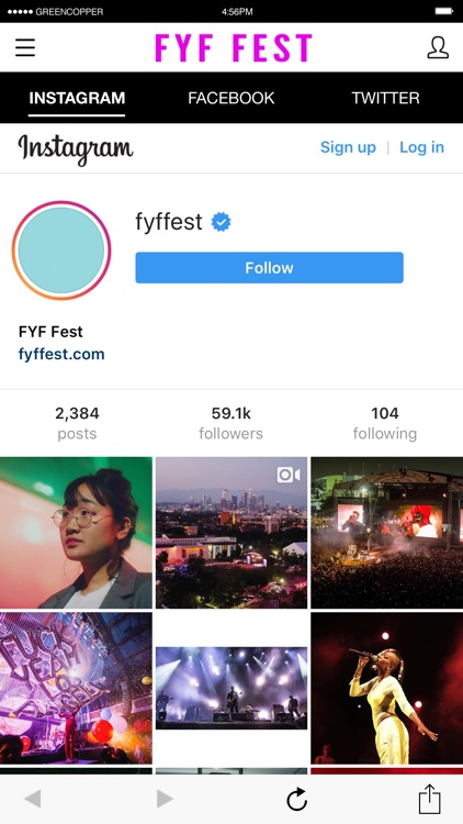 FYF Fest 2018 Official screenshot-4