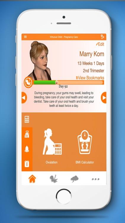 Pregnancy Mentor Pro screenshot-0