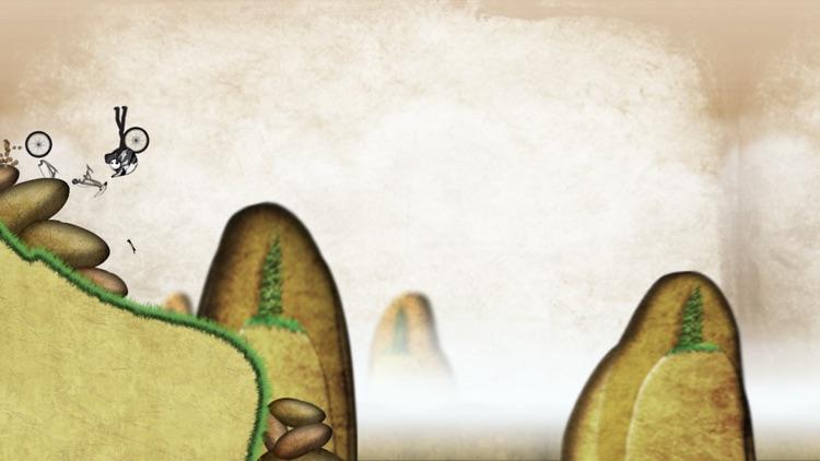 Stickman Downhill screenshot-4