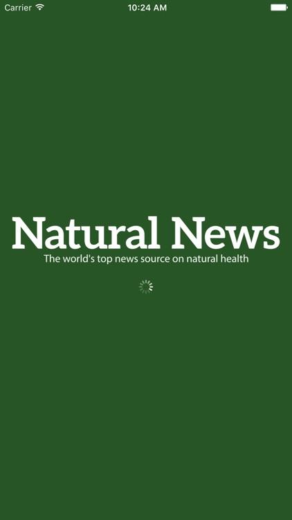 NaturalNews APP screenshot-4