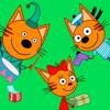 Три Кота: Приключения дома