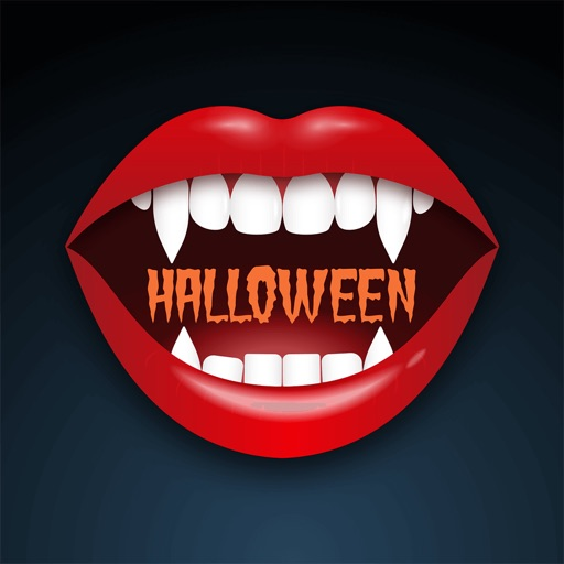 Halloween - Realistic Elements + Badge + Quotes
