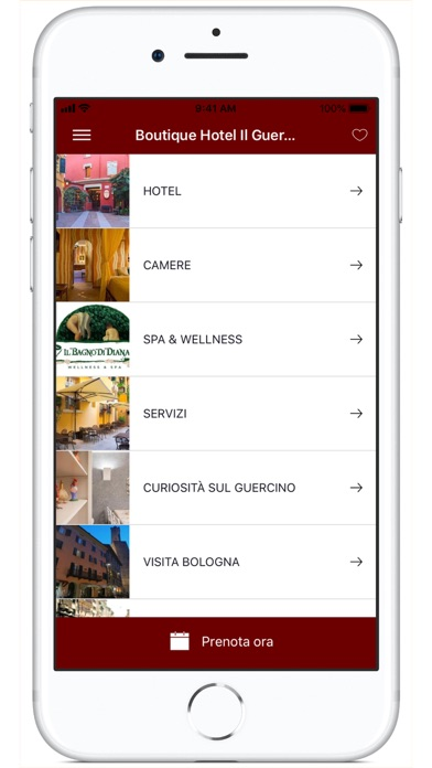 点击获取Boutique Hotel Il Guercino