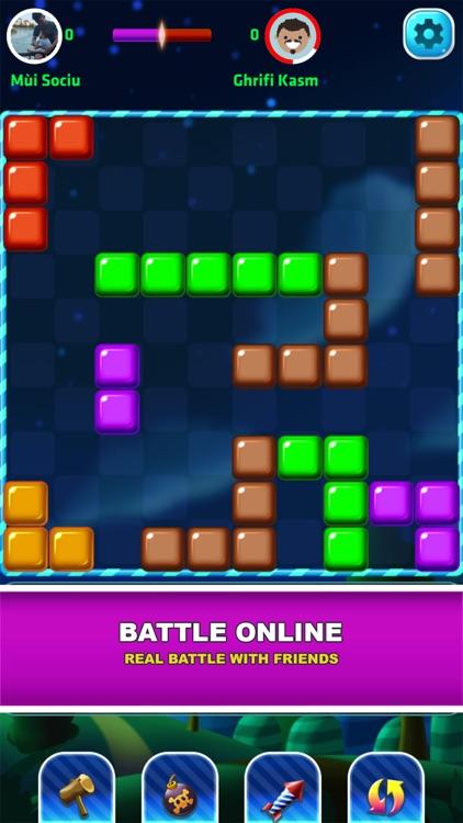 Block puzzle 1010 online screenshot-3