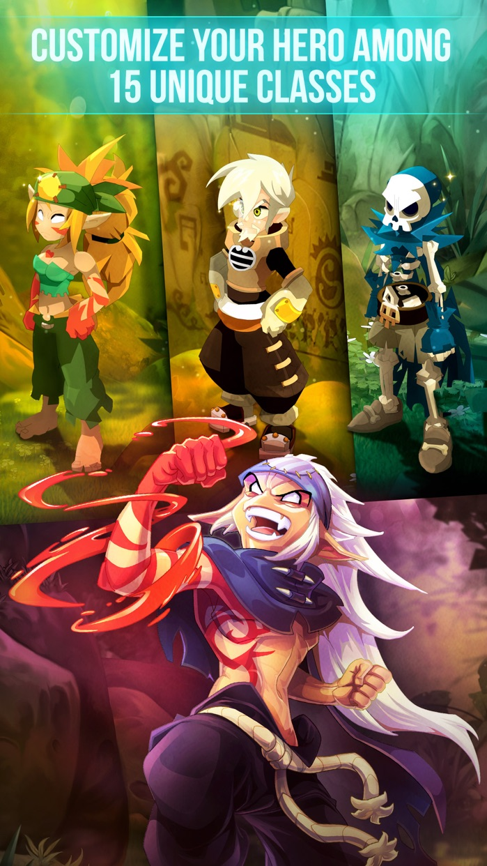 DOFUS Touch Screenshot