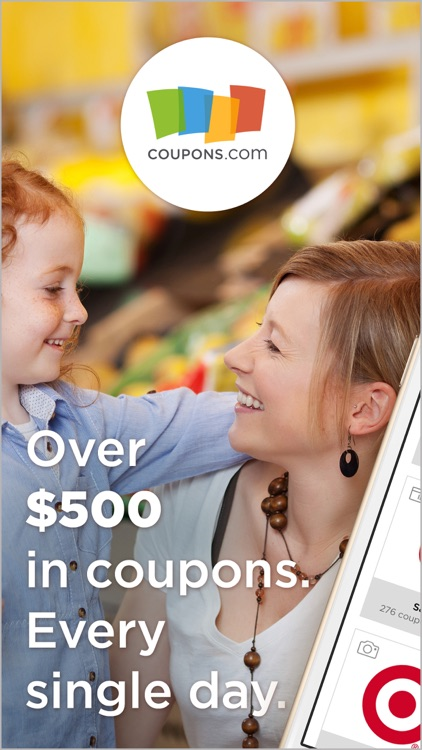 Coupons.com: Grocery coupons screenshot-0