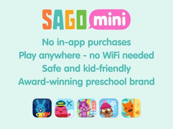 Sago Mini Zoo screenshot 14