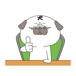 ShihTzu Doggie Stickers