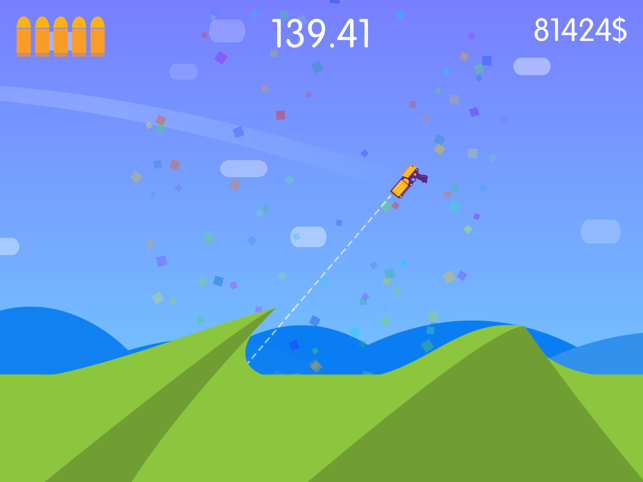 Blast Valley, game for IOS