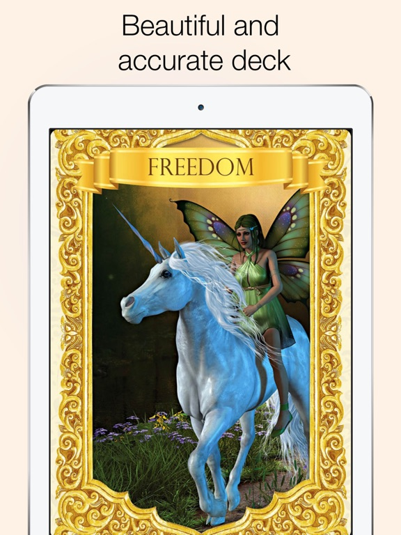 Ask the Unicorns Oracle Cards screenshot 8