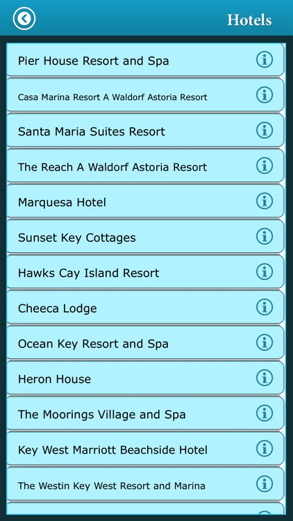 Florida Keys Island Guide screenshot-3