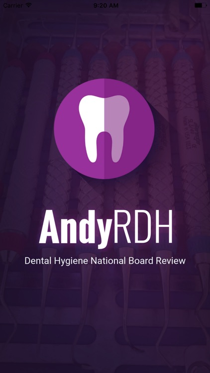 AndyRDH Board Review for NBDHE screenshot-0