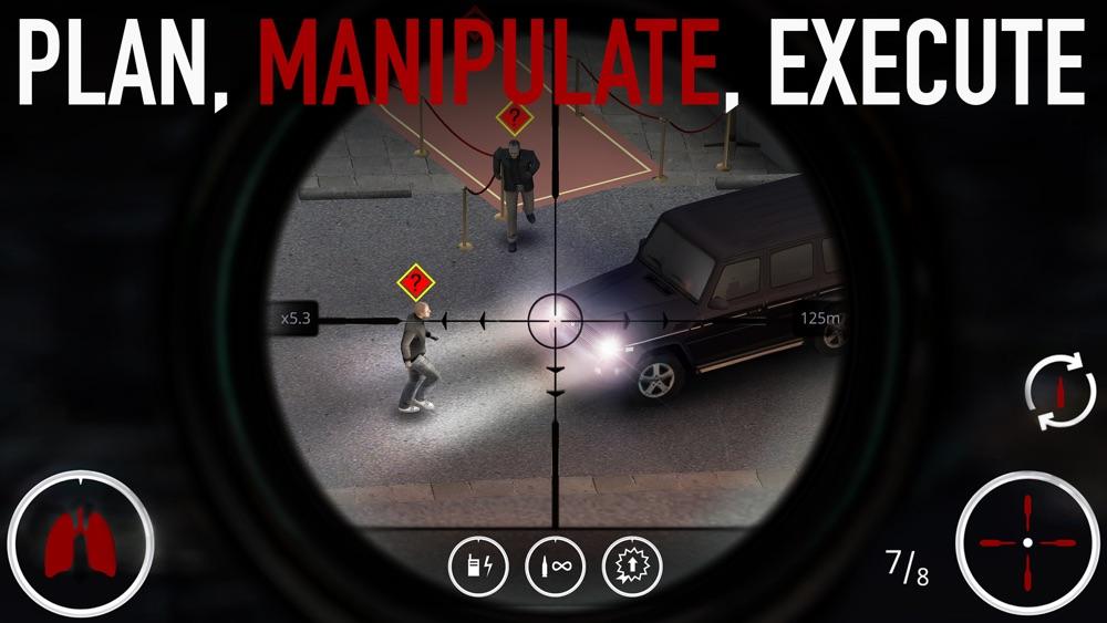 Hitman Sniper hack tool
