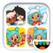 App Icon for Toca Life Beginners Box App in Jordan IOS App Store