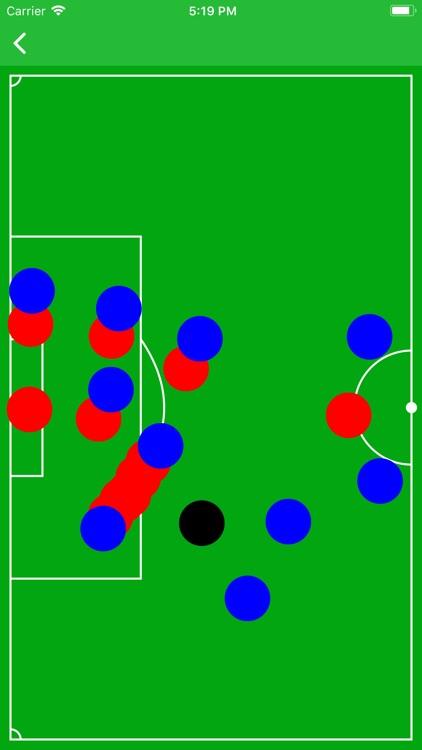 Football Team Assistant screenshot-7