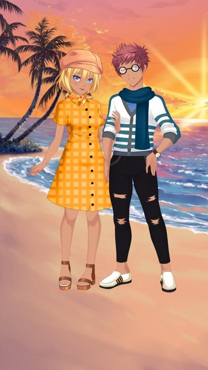 Anime Dress Up – Girl Avatar screenshot-6