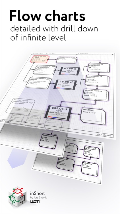 inShort: Project & Workflow screenshot-0