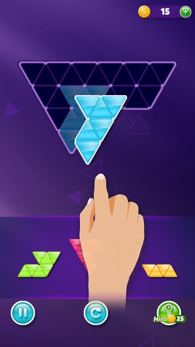 Block! Triangle puzzle:Tangram screenshot 1