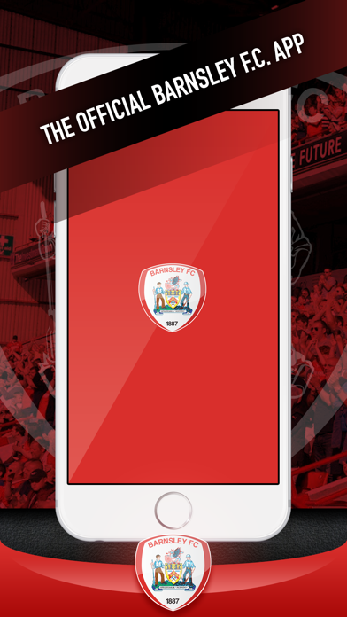 Barnsley FC Fan App screenshot one