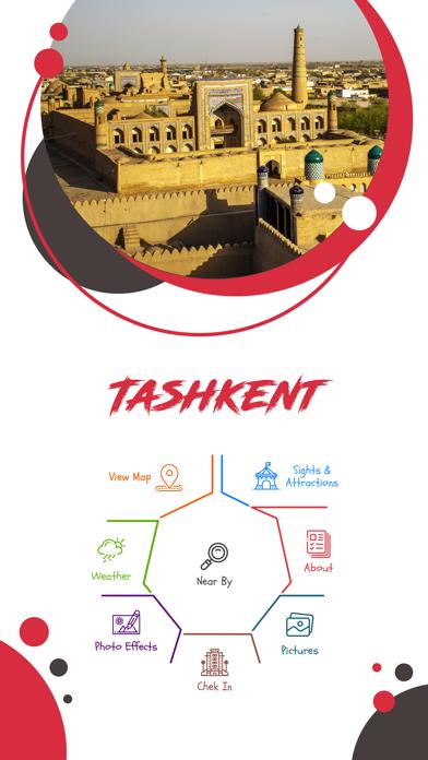 点击获取Tashkent Tourist Guide