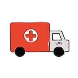 EMS Vehicle/Destination Log