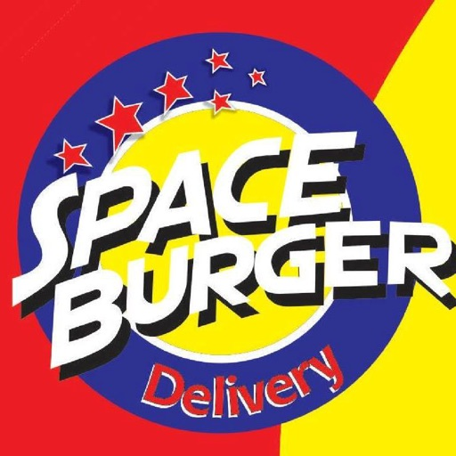 Space Burger Delivery application logo