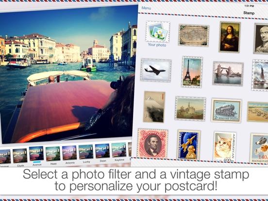 Postale Screenshots