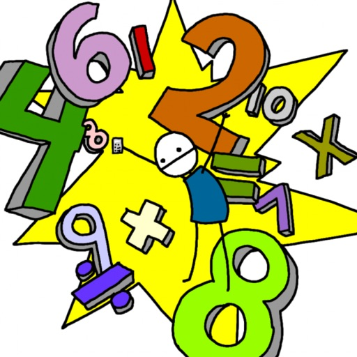 Clash of Math. Tasks and tests icon