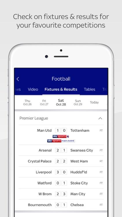 Sky Sports International screenshot-3