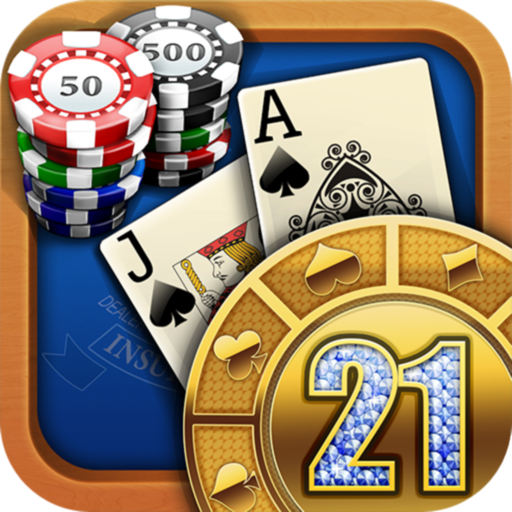 Blackjack 21: Casino Card Game