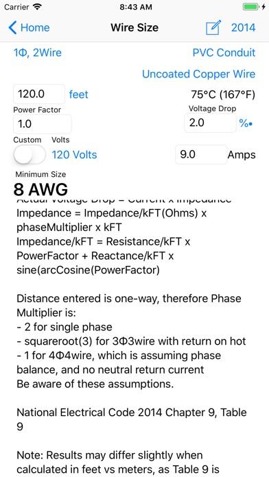 Electrical Wiring Pro 2017 Screenshots