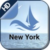 Marine New York Nautical Chart