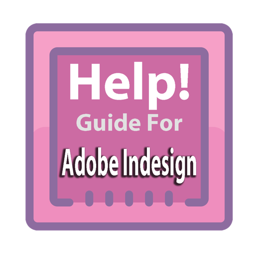 Help! Guide For Adobe Indesign