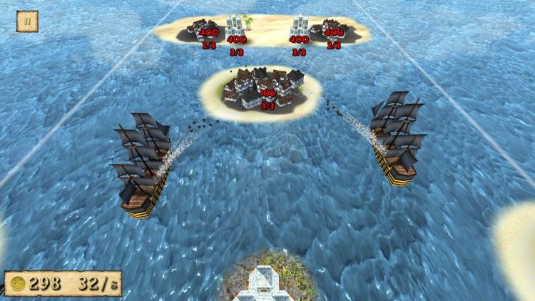 Pirates! Showdown screenshot-3