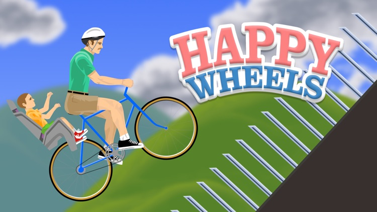 Happy Wheels screenshot-0