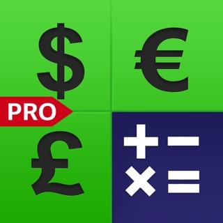 taxa de câmbio da moeda na app store