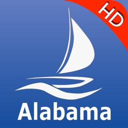Alabama GPS Nautical Chart Pro