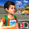 Muhammad Janjua - Virtual school life simulator artwork