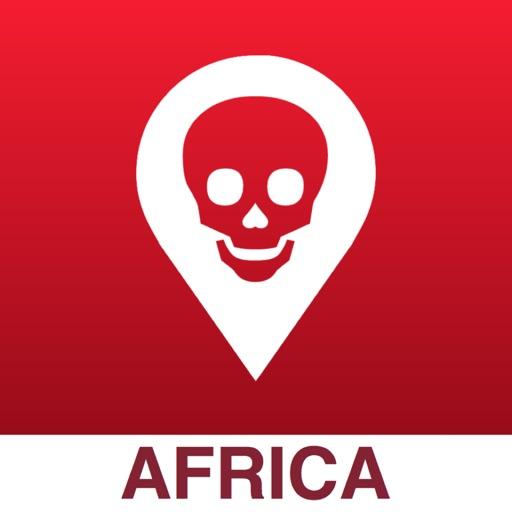 Poison Maps - África