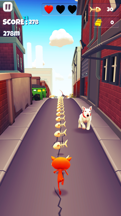 Super Surfers Pets: Run game screenshot three