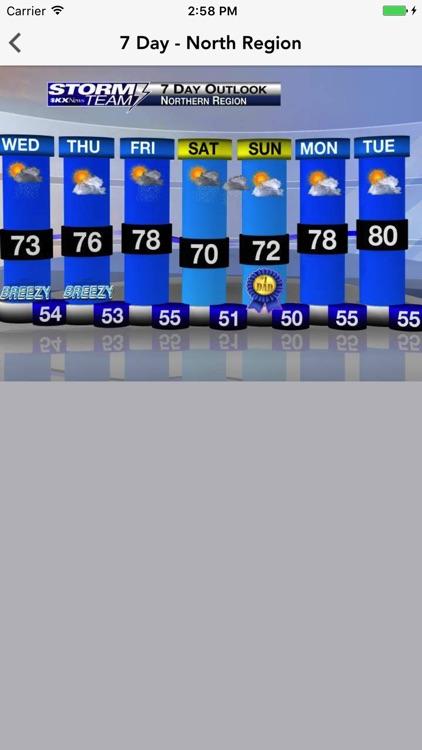 KX Storm Team - ND Weather screenshot-3